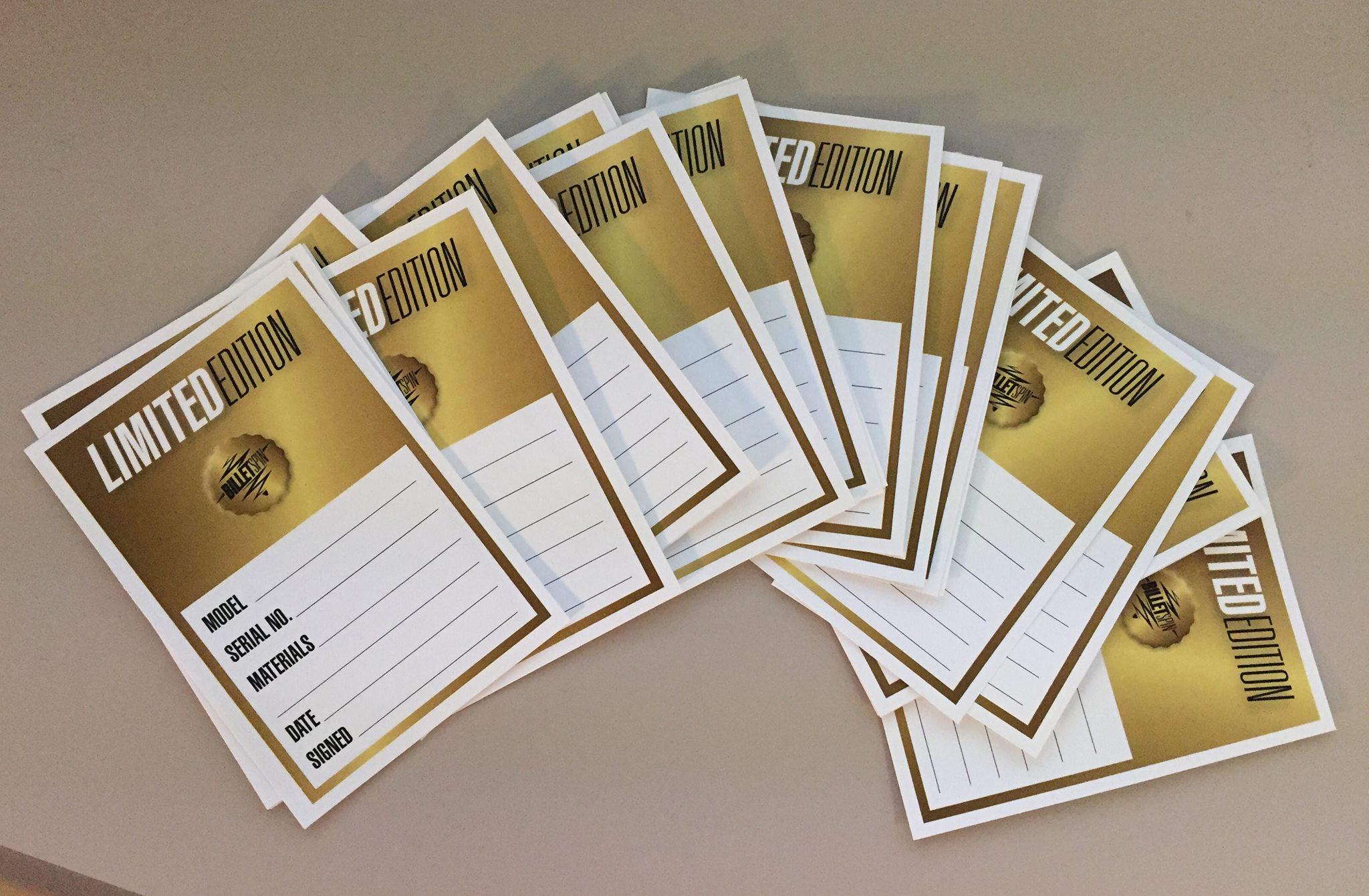 Elite cards